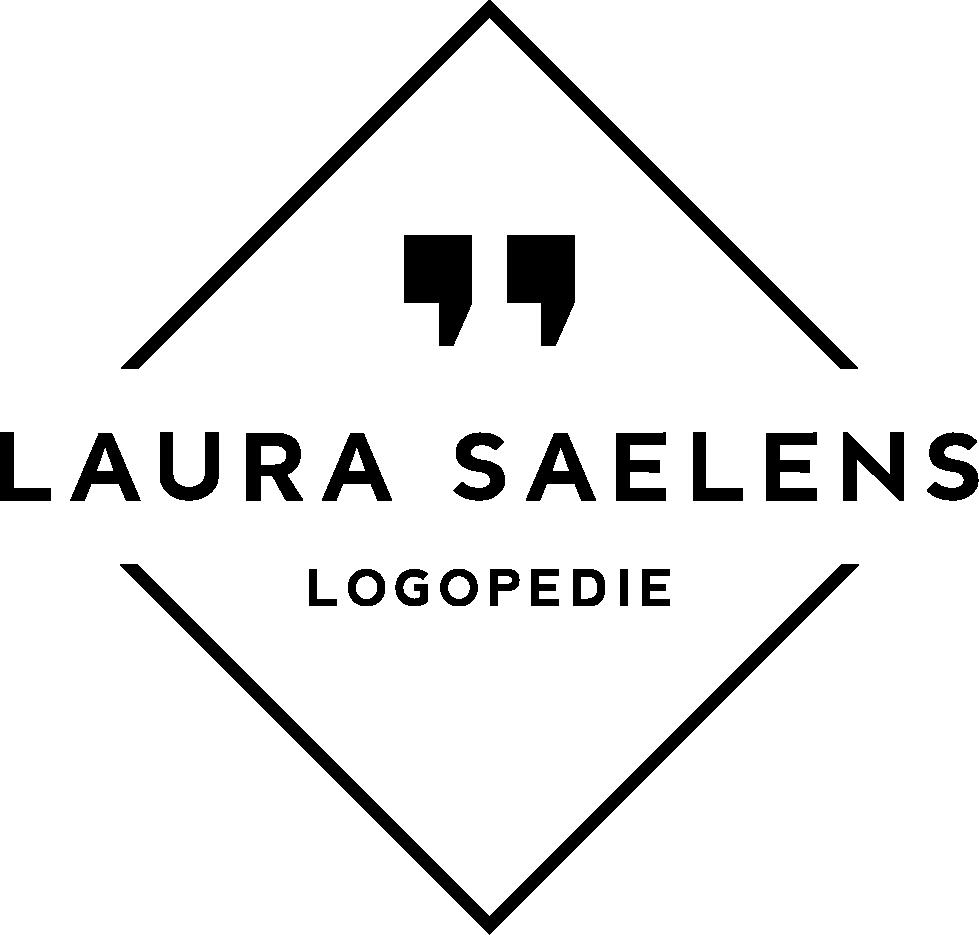 Logo Laura Saelens Logopedie